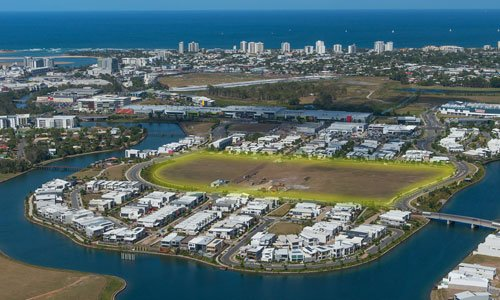 Maroochydore retirement village