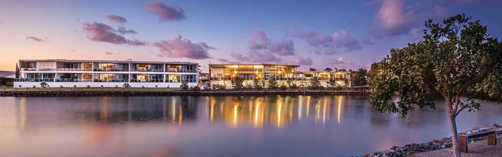 Twin Waters retirement village Sunshine Coast