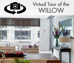 Virtual tour of retirement apartment