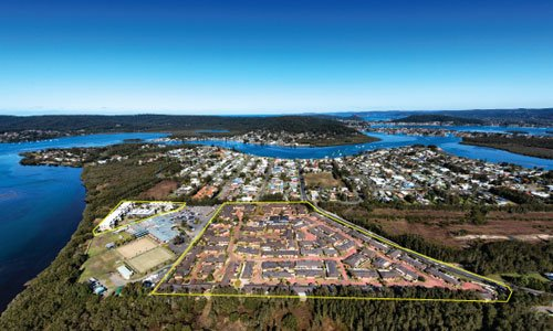 Retirement villages on the Central Coast of NSW