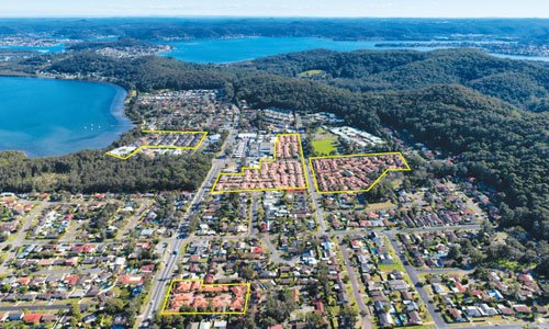Kincumber retirement village Central Coast