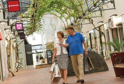 Shopping trips for seniors