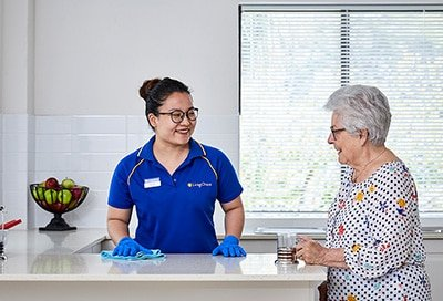 Home Care at Leisure Lea Gardens Sydney